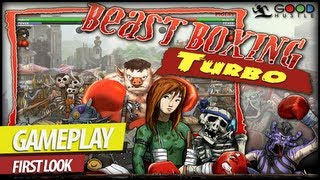 Beast Boxing Turbo - Gameplay PC | HD