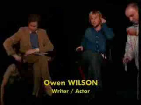 Wes Anderson - Owen Wilson Interview