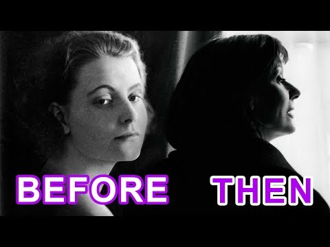 WOMAN And TIME: Greta Garbo (new Version, Fixed)