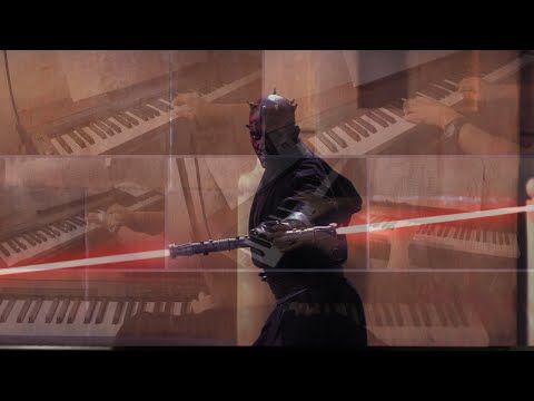 Star Wars - Duel of the Fates (piano cover)