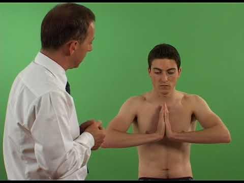 Reverse Phalen's test, Median nerve test, Carpal tunnel test