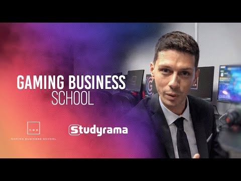 Gaming Business School : interview de fond par Studyrama
