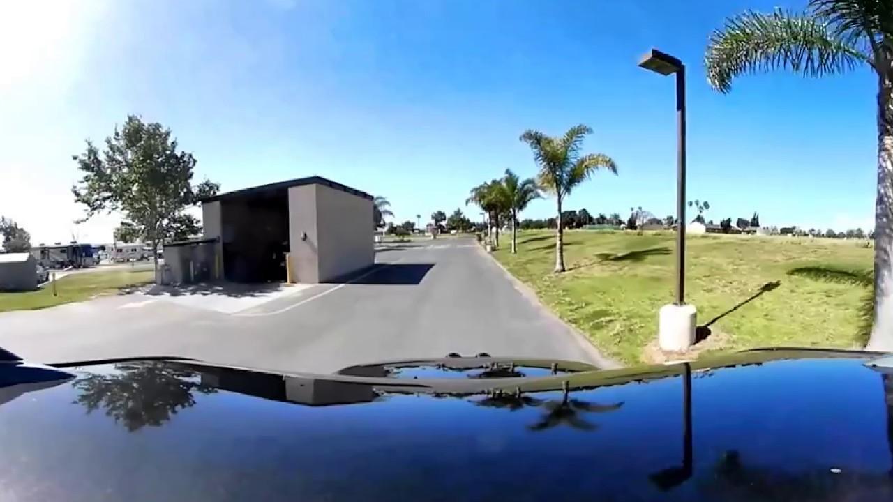 360 Video Of SeaBreeze RV Resort CA