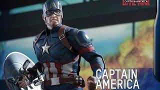 [PREVIEW] Hot Toys Captain America Civil War / DiegoHDM