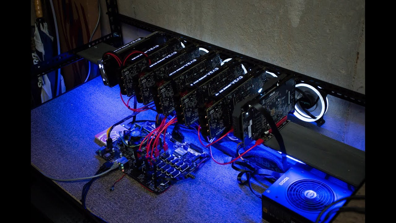 what is cryptocurrency mining expert