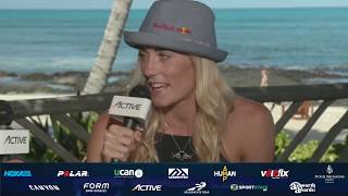 2019 Breakfast with Bob from Kona: Lucy Charles-Barclay