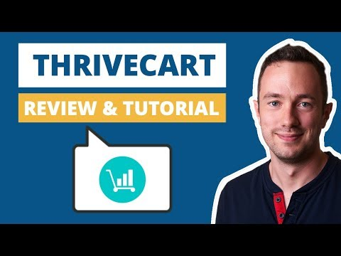 ThriveCart Review and Tutorial