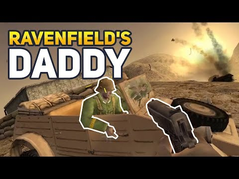Ravenfield's Daddy: Less than Lowpoly   Battlefield 1942 #1