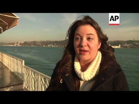 Istanbul nightclub worker tells of escape