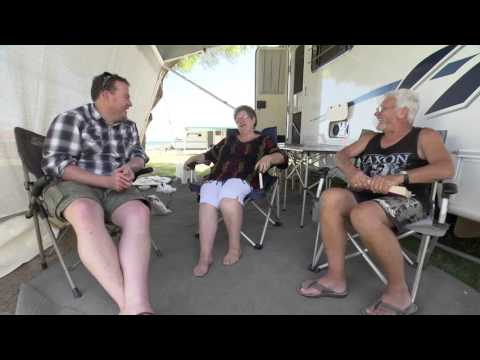 Brighton Caravan Park South Aussie With Cosi Episode 2015