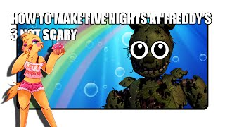 How to Make Five Nights at Freddy