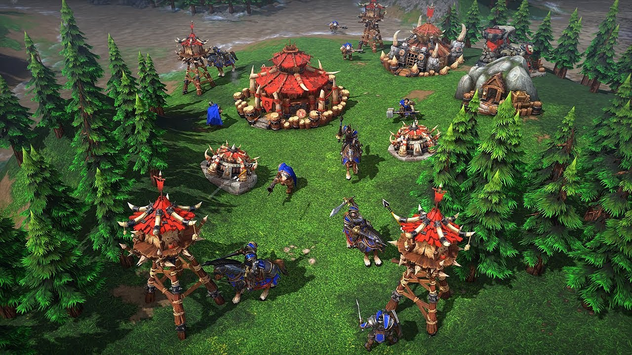 Warcraft Iii Reforged Release Slips To January 2020 Vgc