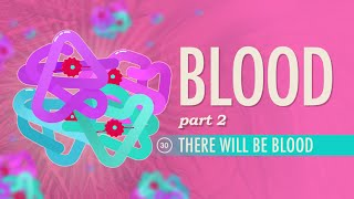 Blood, Part 2 - There Will Be Blood: Crash Course A&P #30