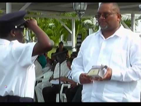 Belize police graduates over 120 officers in January 2014