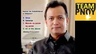 An Open Letter To Trillanes From Rubio
