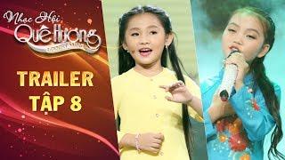 Nhạc hội quê hương | trailer tập 8: Nghi Đình, Quỳnh Như kể về Ký ức tuổi thơ qua giọng ca ngọt ngào