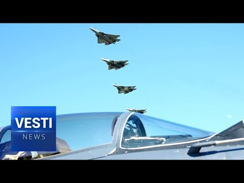 Putin is Impressed! Russia's Su-57s Jets Are the Greatest War Machines on the Planet!