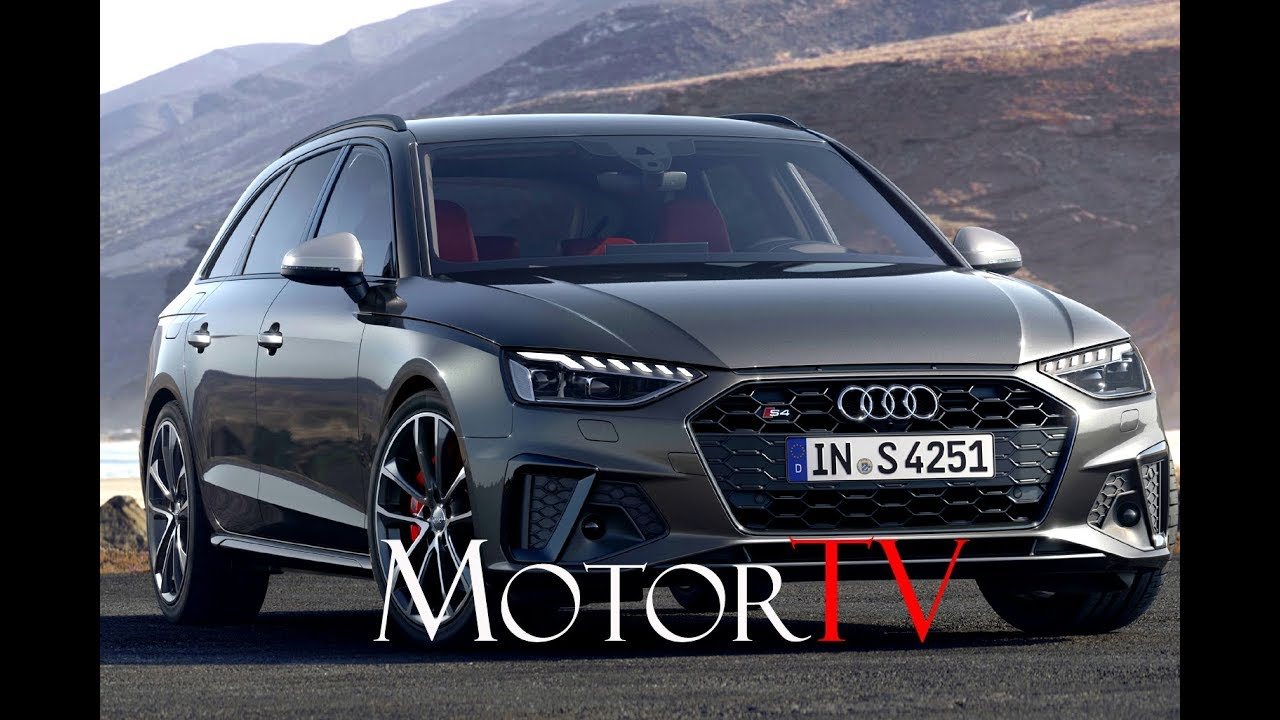 2020 Audi Q4: News, Design, Engines, Release >> Design Preview New 2020 Audi A4 S4 A4 Allroad