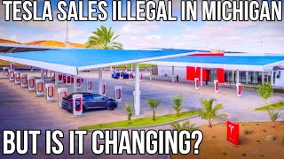 michigan GIVES UP! Tesla Settles Michigan Lawsuit, Will Sell / Service (through a subsidiary) Cars!