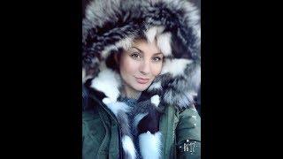 Парка с мехом лисы и песца с Aliexpress. Верхняя одежда. Зимняя куртка.