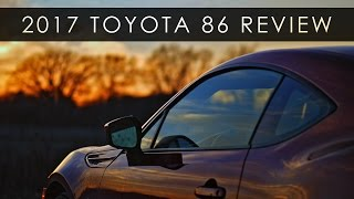 Review | 2017 Toyota 86 | Past and Future