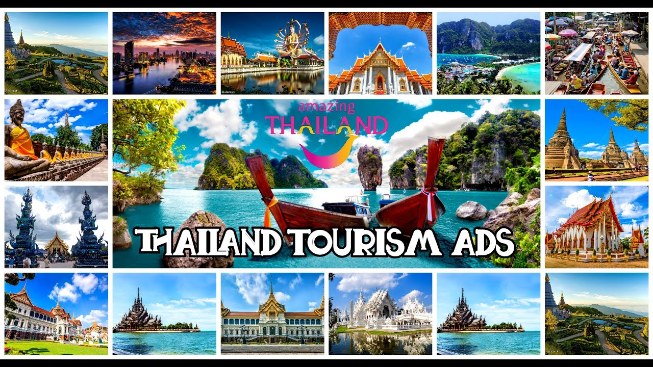 Amazing Thailand: Thailand Tourism Ads Compilation