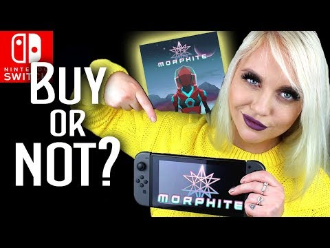 A Cheap and CONTENT-RICH First Person Shooter on the Switch - Morphite Review