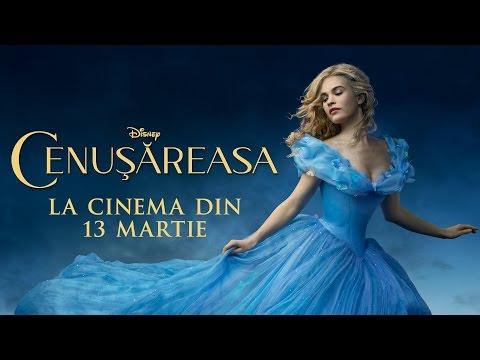 Cenușăreasa (Cinderella) - TrailerB - 2015