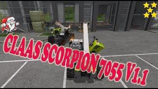 "[""CLAAS SCORPION 7055"", ""Mod Vorstellung Farming Simulator Ls17:CLAAS SCORPION 7055""]"