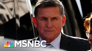 Turns Out Michael Flynn Was Never 'Masked' To Begin With | Deadline | MSNBC