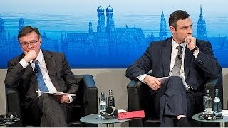 Ucraina, a Monaco scontro tra Kozhara e Klitschko