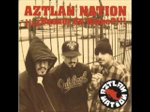 Aztlan Nation ~ Dead Gringo Malt Liquor