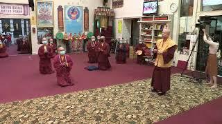 2020年8月8日 聖尊蓮生活佛盧勝彥法王開講:畢哇巴的「道果」(同修地藏王菩薩本尊法)