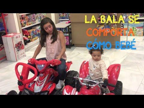 La Bala se comporta cómo bebé