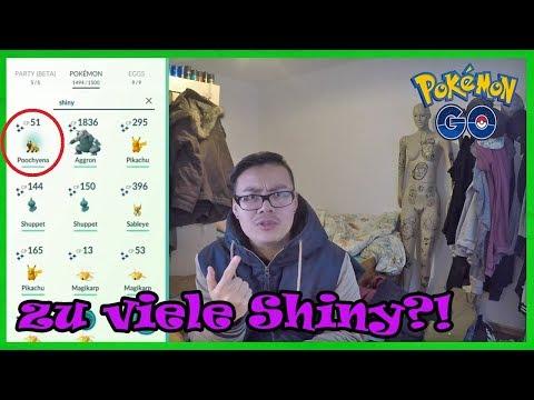 ALLE meine Shiny Pokemon! Überblick über alle Shiny - sind es zu viele geworden?! Pokemon Go!