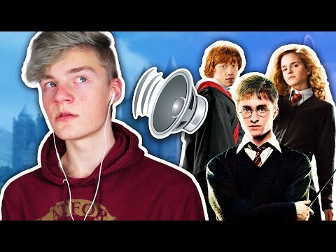 GUESS THE VOICE - HARRY POTTER EDITION!