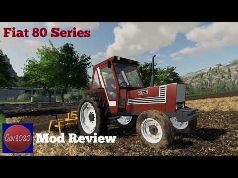 Fiat 80 Series - Farming Simulator 19 Mod Review