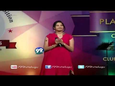 Pawan Kalyan's Melikalu Thiruguthunte Song by Geetha Madhuri at Numaish 2015 @ Nampally   99tv