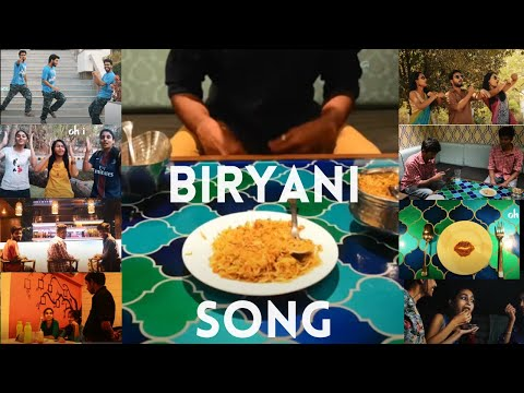 THE BIRYANI SONG | Ed Sheeran - Shape Of You Parody | VNIT Nagpur