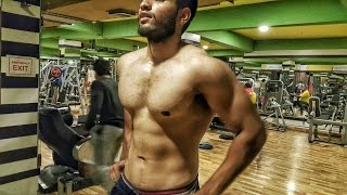 CHEST WORKOUT FT. Farhan | FLAT PAUSED BENCH PRESS | MOTIVATION #Onedayiwill