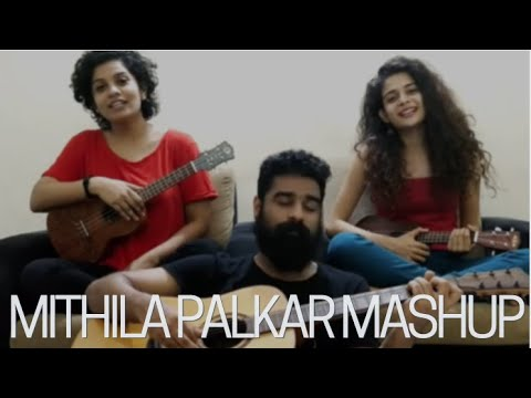 Jaao Pakhi Bolo | Don't Worry Be Happy | Pal Pal Mashup Cover. Curls And Beards Feat. Mithila Palkar