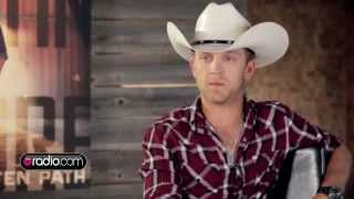 "Justin Moore Talks New Album ""Off the Beaten Path"", Love Songs & Finding Balance"