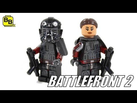 minifigure from set 75226 Iden Versio Inferno Squad Lego Star Wars