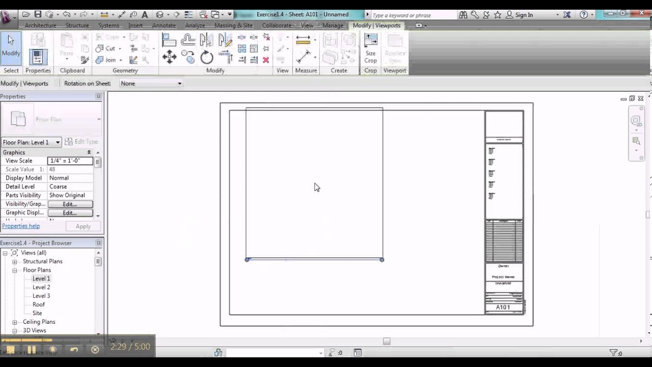 how to show viewport in paper space