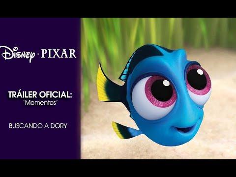 Buscando a Dory   Tráiler Oficial 'Momentos'   Disney · Pixar Oficial