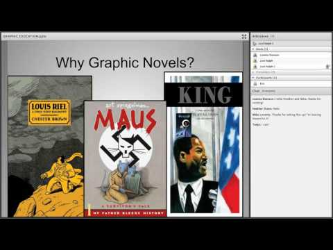Graphic Education with David Robertson