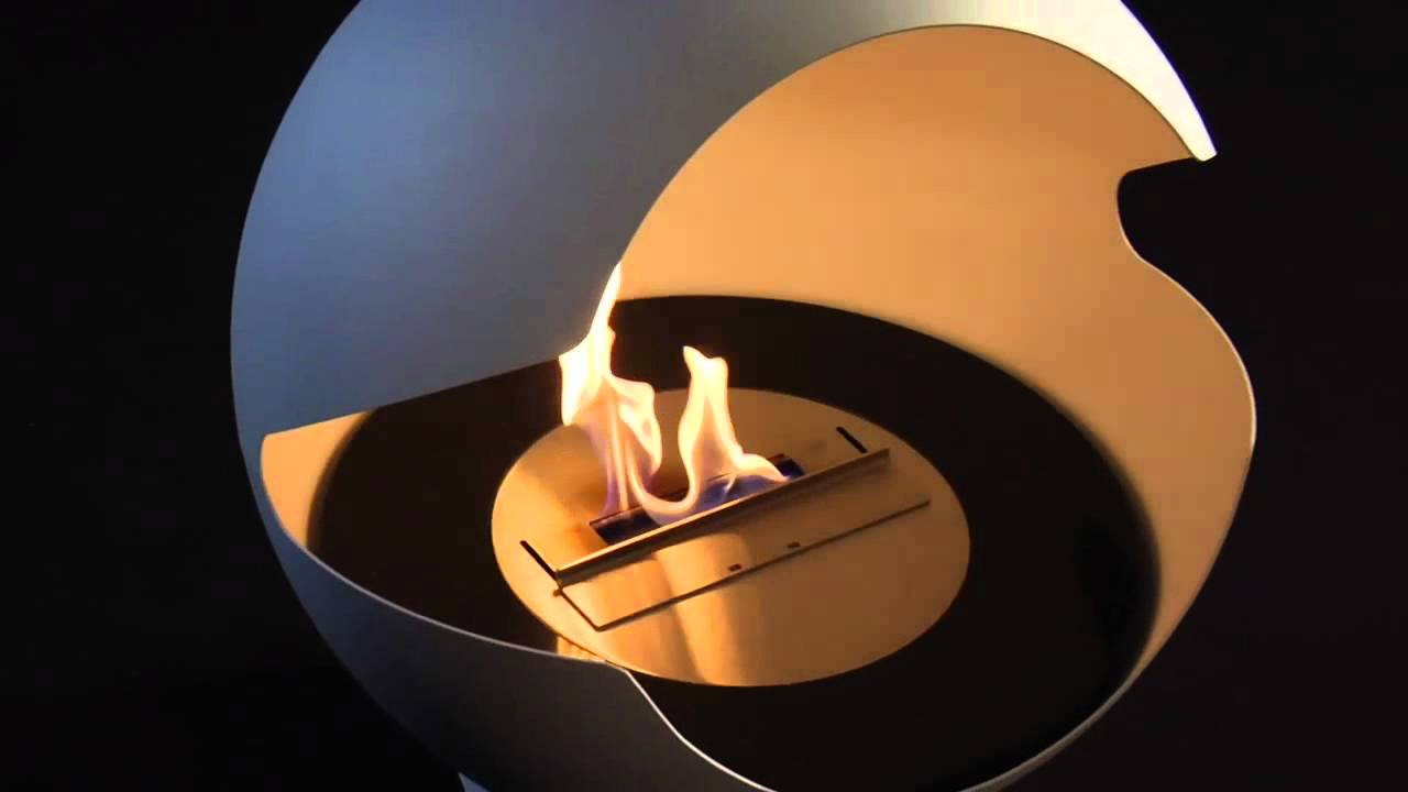 Vauni Globe Bioethanol Kamin
