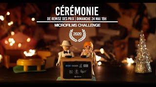 Cérémonie de Remise de Prix | Microfilms Challenge 2020