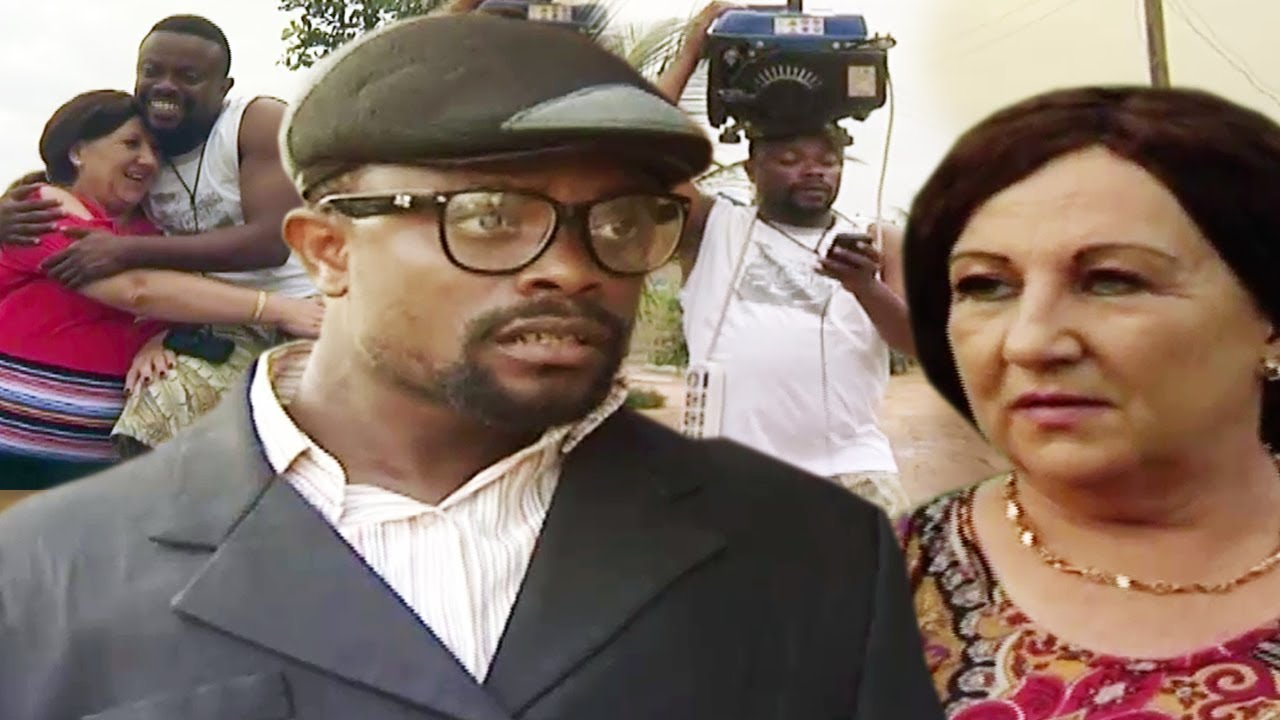 Okon And His American Wife Season 1 - 2018 Trending Nigerian Comedy Movie Full HD
