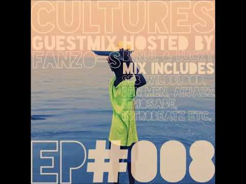 CulturesPodcast EP #008 Guestmix By Fanzo S South African Deep House Mix